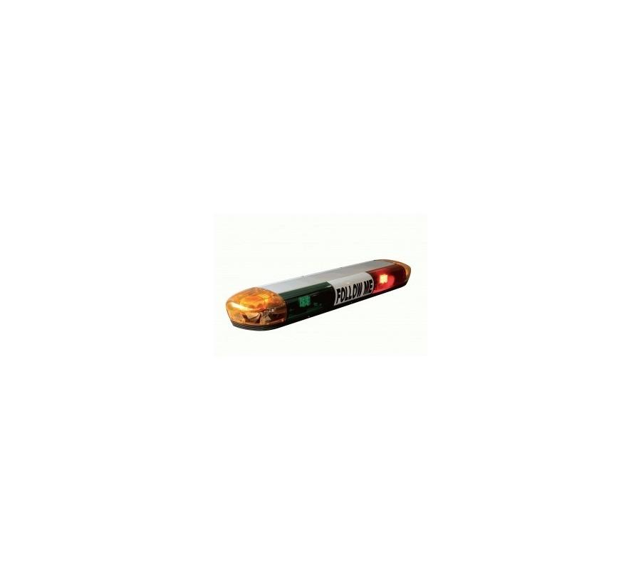 rampe ml61 2 gyroleds orange rotatifs 1 10m 12 24v avec prise de toit feu vert rouge. Black Bedroom Furniture Sets. Home Design Ideas