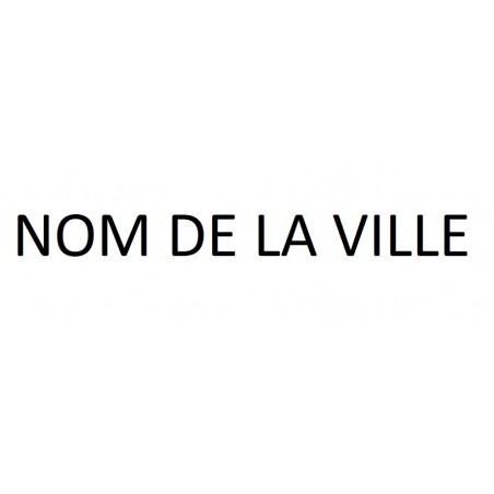 Lettrine Nom de La Ville