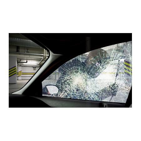 Traitement des vitres Retardataire d'Effraction + teinte 3/4 arrière