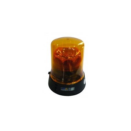 Gyroled à éclats orange - XL - Fixation ISO - Classe 1 - 10/30V