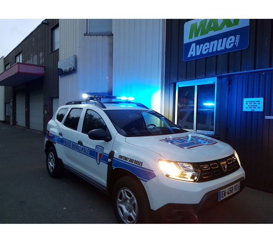 Duster Police Municipale