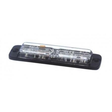 Feu de pénétration Bi-couleurs 6 LED homologué R65
