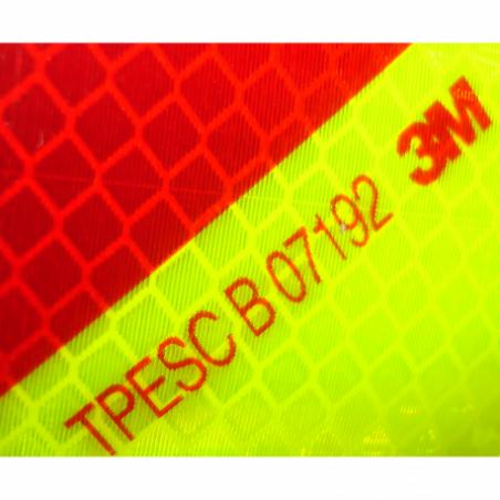 Feuille 1 Droite 1.22 m x 1.22 m - Sapeurs-pompiers - AVERY