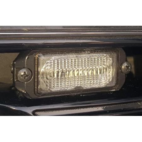 Feu de pénétration Orange LED homologué R65