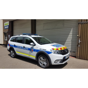 Kit de sérigraphie Police Municipale