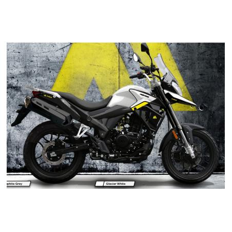 Moto 125 X-NORD TRAIL Tout chemin Police Municipale