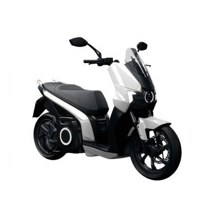 Scooter Electrique Silence S01 Équivalent 125 cm3 Autonomie 127 km - 900€ de bonus à déduire